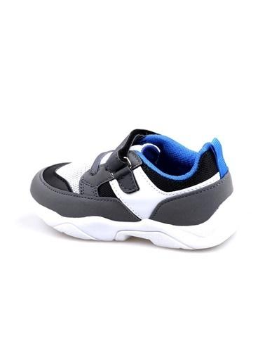 Cool 20-S19 Füme Erkek Çocuk Bebe Fileli Günlük Spor Ayakkabı Füme
